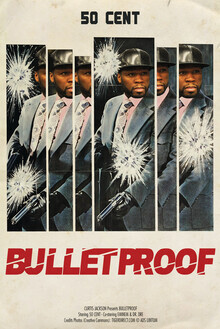 David Redon, Bulletproof (Frankreich, Europa)