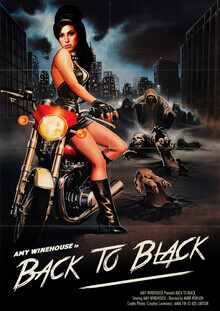 David Redon, Back to black (France, Europe)