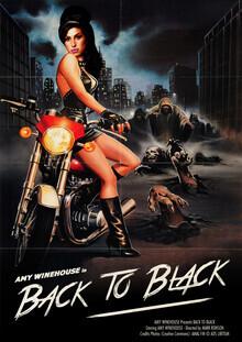 David Redon, Back to black (Frankreich, Europa)