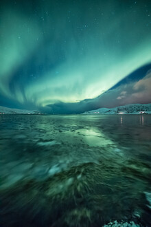 Sebastian Worm, Arctic Artwork (Norway, Europe)