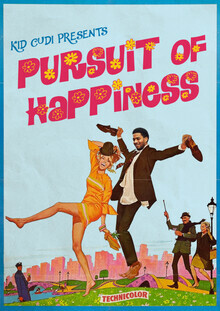 David Redon, Pursuit of happiness (Frankreich, Europa)