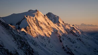 Clemens Bartl, sunset view (Switzerland, Europe)