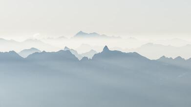 Thomas Staubli, Bündner Alpen III (Schweiz, Europa)