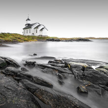 Ronny Behnert, Gimsoy Kirke II | Lofoten (Norway, Europe)