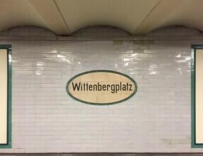 Claudio Galamini, U-Bahnhof Wittenbergplatz (Deutschland, Europa)