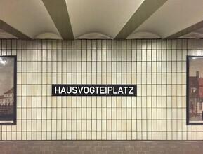 Claudio Galamini, U-Bahnhof Hausvogteiplatz (Deutschland, Europa)