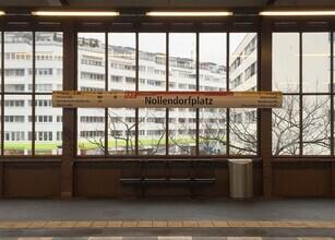 Claudio Galamini, U-Bahnhof Nollendorfplatz - U1 (Deutschland, Europa)