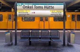 Claudio Galamini, U-Bahnhof Onkel Tomas Hütte (Deutschland, Europa)