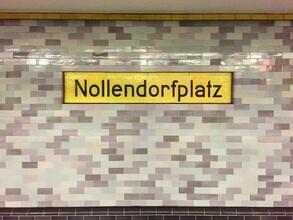 Claudio Galamini, U-Bahnhof Nollendorfplatz (Deutschland, Europa)