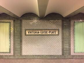 Claudio Galamini, U-Bahnhof Viktoria-Luise-Platz (Deutschland, Europa)