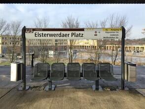 Claudio Galamini, U-Bahnhof Elsterwerdaer Platz (Deutschland, Europa)