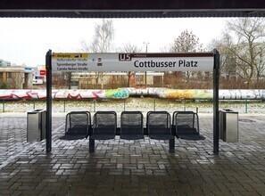 Claudio Galamini, U-Bahnhof Cottbusser Platz (Deutschland, Europa)