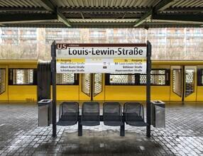 Claudio Galamini, U-Bahnhof Louis-Lewin-Straße (Deutschland, Europa)