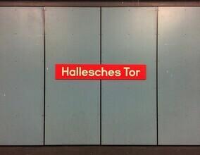 Claudio Galamini, U-Bahnhof Hallesches Tor (Deutschland, Europa)
