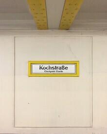 Claudio Galamini, U-Bahnhof Kochstraße (Deutschland, Europa)