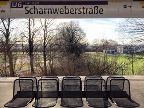 Claudio Galamini, U-Bahnhof Schwarnweberstraße (Deutschland, Europa)