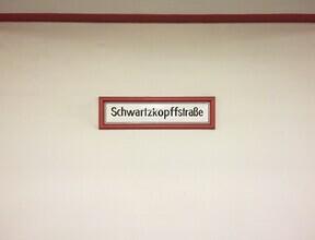 Claudio Galamini, U-Bahnhof Schwartzkopffstraße (Deutschland, Europa)