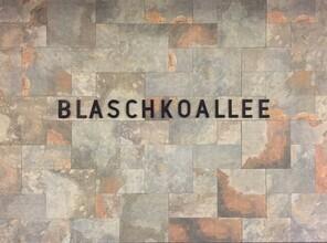 Claudio Galamini, U-Bahnhof Blaschkoallee (Deutschland, Europa)