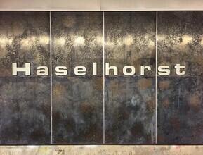 Claudio Galamini, U-Bahnhof Haselhorst (Deutschland, Europa)