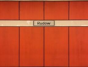Claudio Galamini, U-Bahnhof Rudow (Deutschland, Europa)