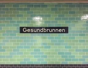 Claudio Galamini, U-Bahnhof Gesundbrunnen (Deutschland, Europa)