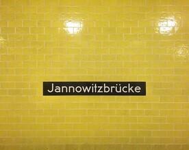 Claudio Galamini, U-Bahnhof Jannowitzbrücke (Deutschland, Europa)