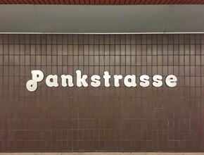 Claudio Galamini, U-Bahnhof Pankstrasse (Deutschland, Europa)