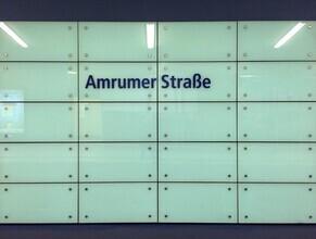 Claudio Galamini, U-Bahnhof Amrumer Strasse (Deutschland, Europa)