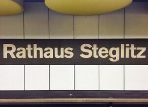 Claudio Galamini, U-Bahnhof Rathaus Steglitz (Deutschland, Europa)