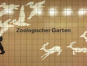 Claudio Galamini, U-Bahnhof Zoologischer Garten (Deutschland, Europa)