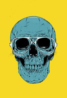Balazs Solti, Blue skull (Hungary, Europe)