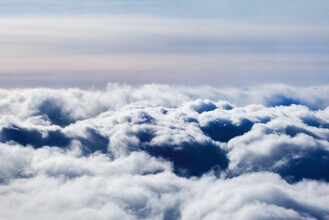 Victoria Knobloch, Above the clouds (Norway, Europe)