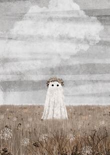Katherine Blower, Walter in the meadow (Großbritannien, Europa)