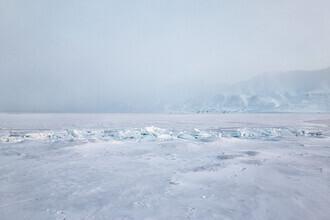 Victoria Knobloch, Strand in Spitzbergen (Norwegen, Europa)