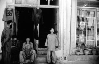 Michael Schöppner, In the streets of Herat (Afghanistan, Asien)