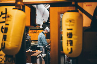 André Alexander, Street food Tokyo (Japan, Asia)