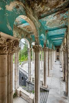 Heiko Probst, pillar (Georgia, Asia)