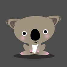 Pia Kolle, Kinderzimmerbild Kawaii Koalabär (Deutschland, Europa)