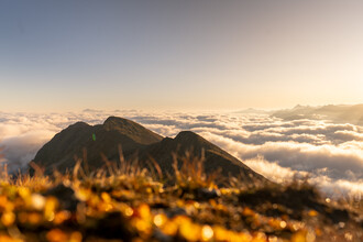 Clemens Bartl, island above the clouds (Österreich, Europa)