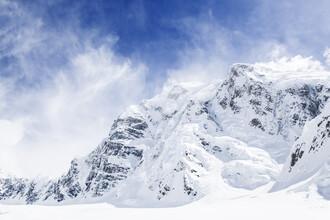 Julian Bückers, Mount Hunter (Vereinigte Staaten, Nordamerika)