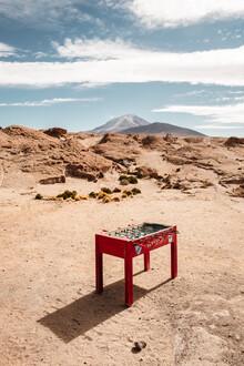 Felix Dorn, Fußball ist überall (Bolivien, Lateinamerika und die Karibik)