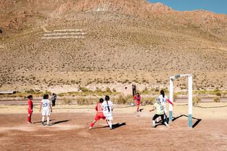 Felix Dorn, Women's football in the desert (Argentina, Latin America and Caribbean)