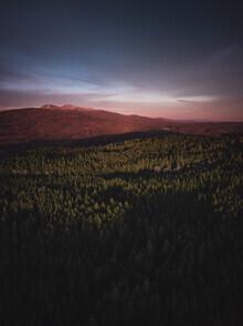 Florian Eichinger, Großer Rachel – Endloser Wald (Deutschland, Europa)
