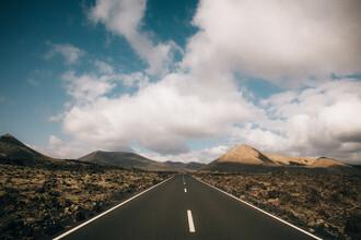 Marco Leiter, Undendliche Straße, Kanarische Inseln (Spanien, Europa)