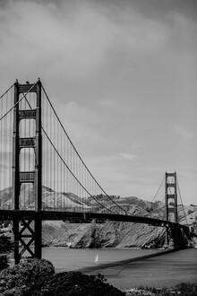 Jasmin Hertrich, GOLDEN GATE BRIDGE (United States, North America)