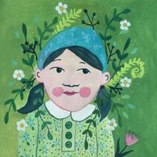 Anita Letuve, Bloom Baby Bloom (Niederlande, Europa)