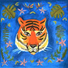 Anita Letuve, Eye of the Tiger (Netherlands, Europe)