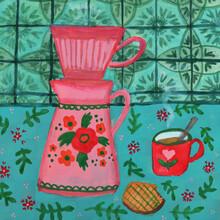 Anita Letuve, Morning Glory (Niederlande, Europa)