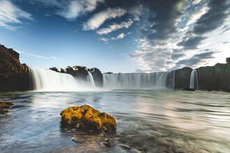 Franz Sussbauer, Goðafoss - waterfall of gods (Iceland, Europe)