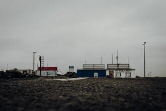 doolin terminal - fotokunst von Florian Paulus